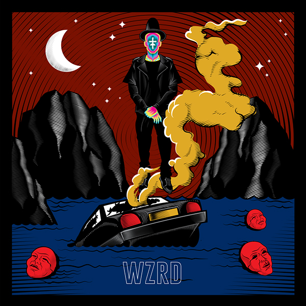 WZRD on Behance