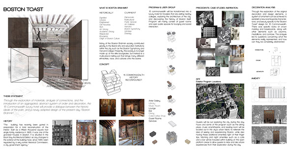 Graduate portfolio on risd portfolios - Interior design students for hire ...