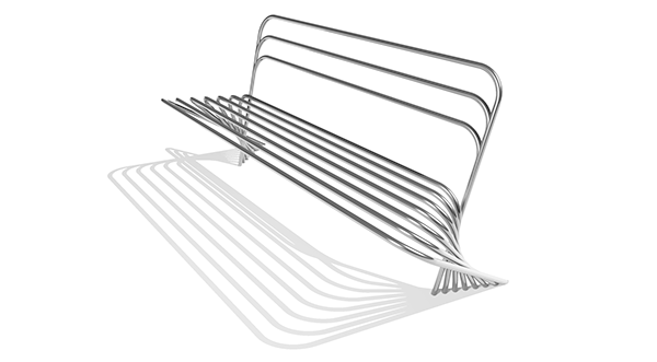 bench,park bench,Tubes