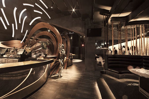 Hyde Lounge At American Airlines Arena On Behance