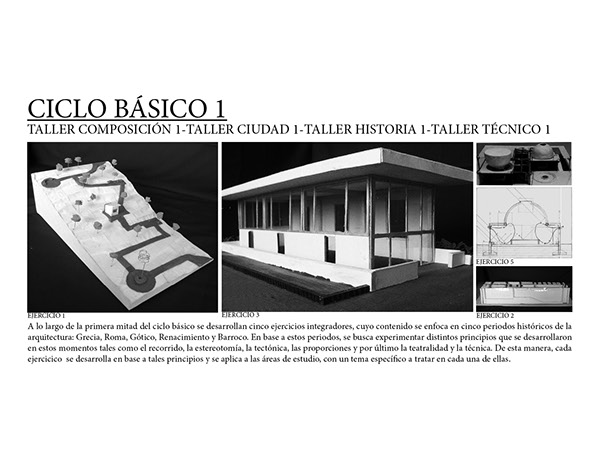 Portafolio arquitectura universidad de los andes on los for Portafolio arquitectura