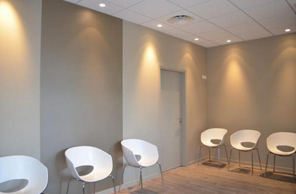 projet pro accueil et salle d 39 attente m dicale on behance. Black Bedroom Furniture Sets. Home Design Ideas