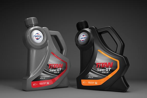 Fuchs Titan Packaging On Behance