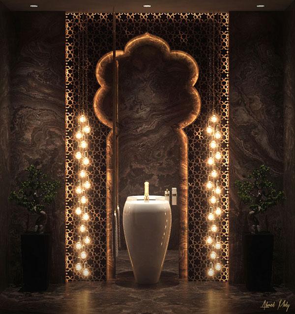 Bathroom Sonite Seville Th 2 On Behance