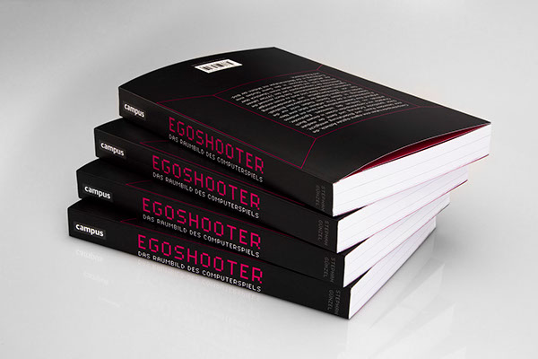 Egoshooter book videogame media theory science