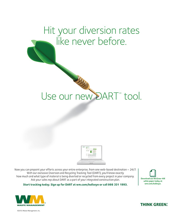Waste Management In Beaumont Mail: DART Campaign On Behance