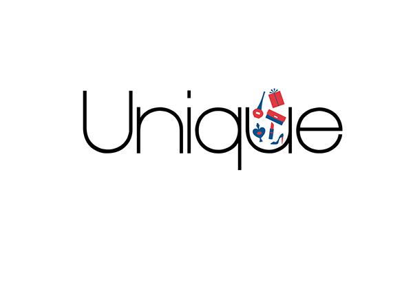 unique logo on behance