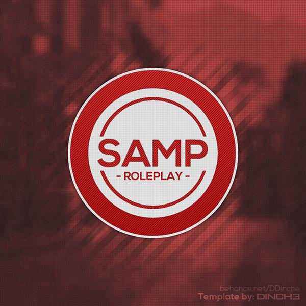 Как сделать свой логотип сервера samp