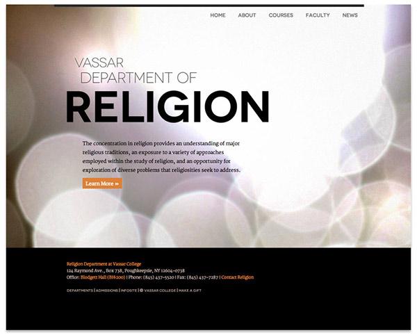 higher education vassar college religion computer science vassar library dean college Vassar Responsive web design