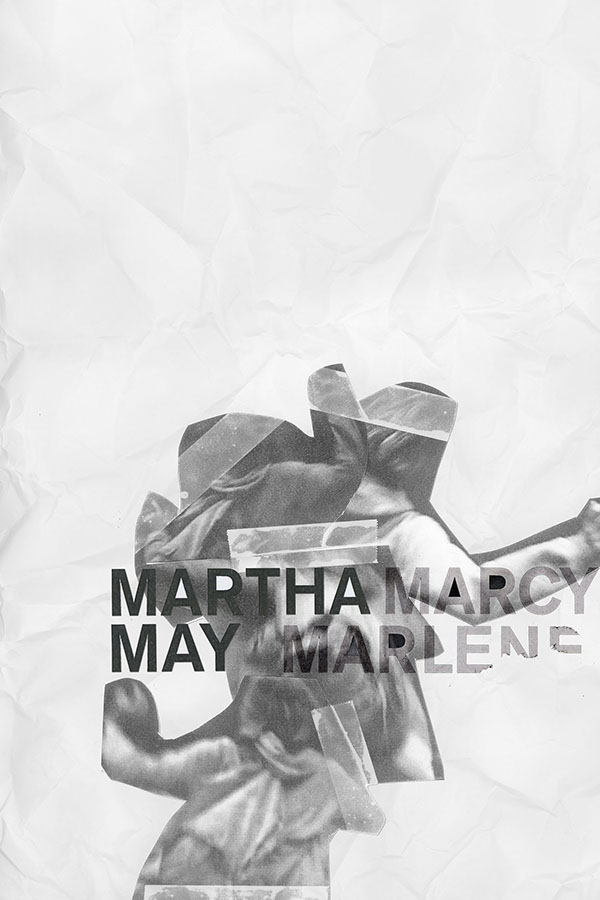 Martha Marcy May Marlene Premiere: 'Martha Marcy May Marlene' Poster Collection On Behance