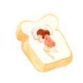 Food  waffle Cereal breakfast Spa treat your self people pattern light sweet