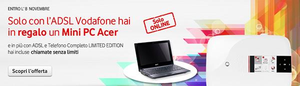 Vodafone Website Banner (ADSL promo) on Behance