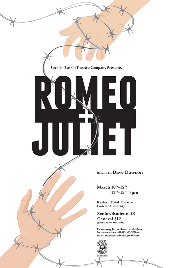 They Were Looking For A Alternative Style To All The Classic Romeo And Juliet Didnt Want Any Of Imagery That People Associate With