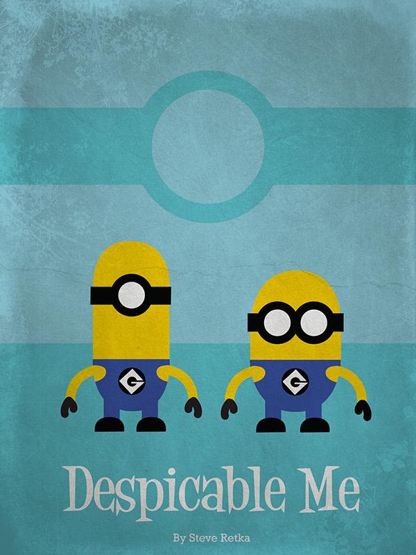 Minimalist Posters On Behance