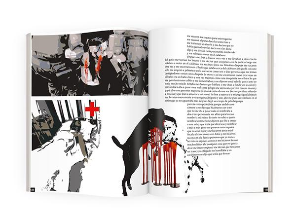 diseño editorial grafico libro poema