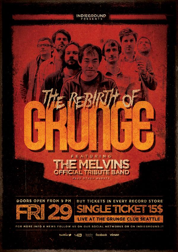 grunge poster vol  4 on behance