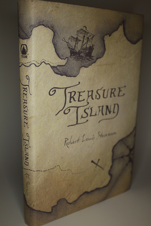 book reports on treasure island by robert louis stevenson Featured books, with extracts, by robert louis stevenson  kidnapped is less  widely read than stevenson's other children's classic treasure island but is just.