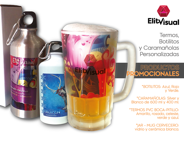 promotional items productos promocionales Mugs print t-shirts trucker caps
