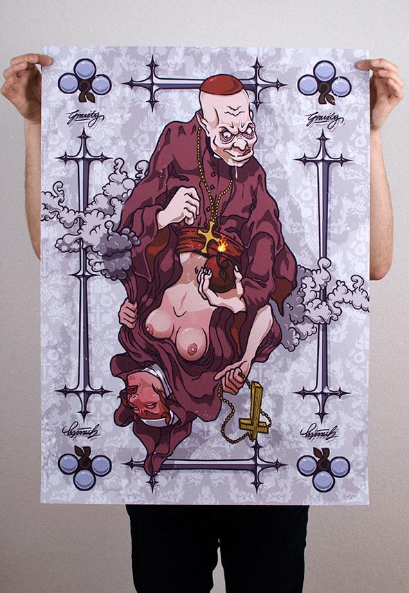 erotic poster sweet humor