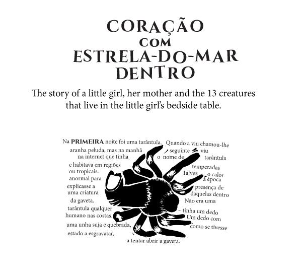 ILLUSTRATION  book linocut editorial design  black & white