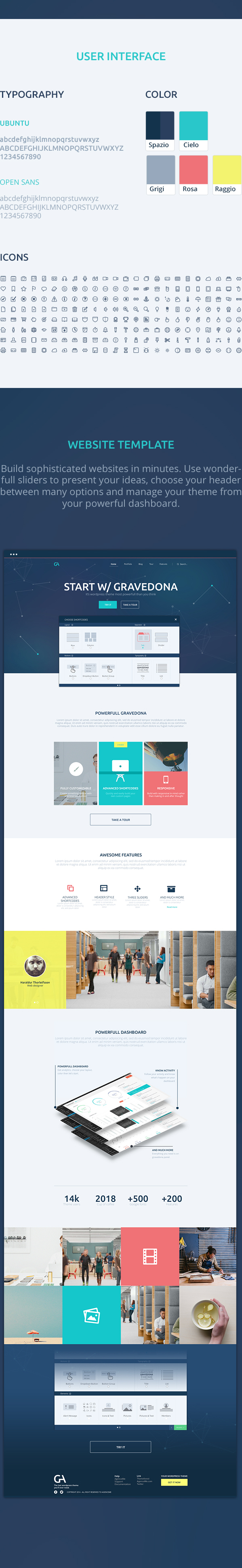UI/UX Works by Barthelemy Chalvet