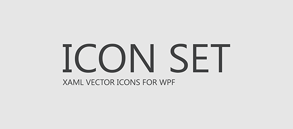 Free vector icon set on Behance