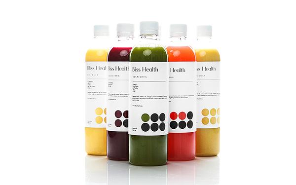 細緻的32個健康產品包裝設計欣賞