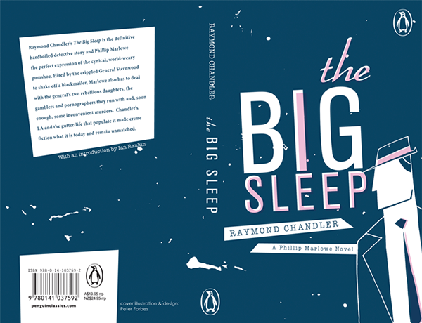 Cost Of Book Cover Illustration : Book cover design the big sleep on behance