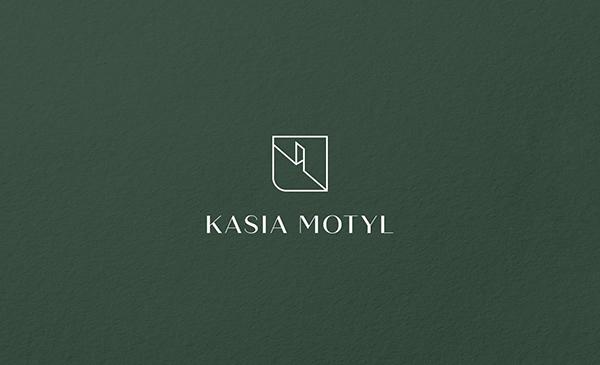 Kasia Motyl | BRAND IDENTITY