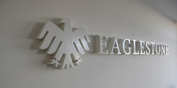 Eaglestone Brand Identity On Behance