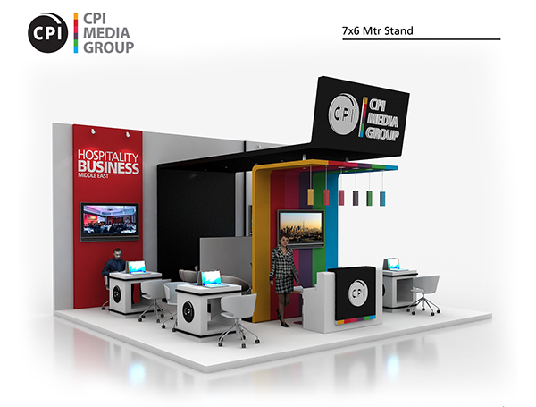 Exhibition Stand Vray : Exhibition stands on behance