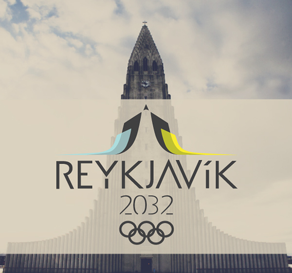 Reykjavik 2032 on Branding Served