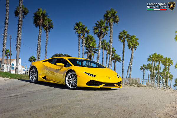 Huracán LP 610 4   Lamborghini Newport Beach On Behance