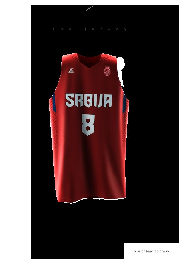 3116466d2baf 2015 Serbia basketball uniforms on Behance