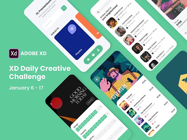 Daily Creative Challenge
