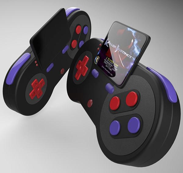 SNES Joystick Mod