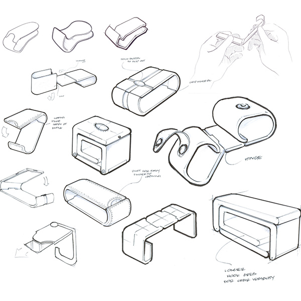 Product Design Line Art : Product sketching on behance