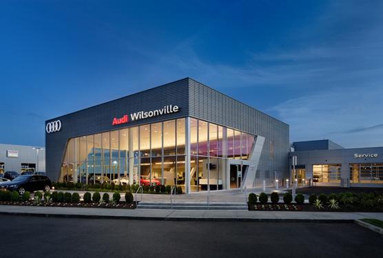 Audi Wilsonville Tonkin Wilsonville Oregon On Behance