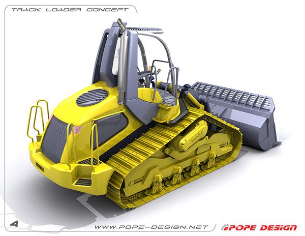 prototipo nuovo dumper minerario avvenieristico C630d147492617.5608079a8b00e