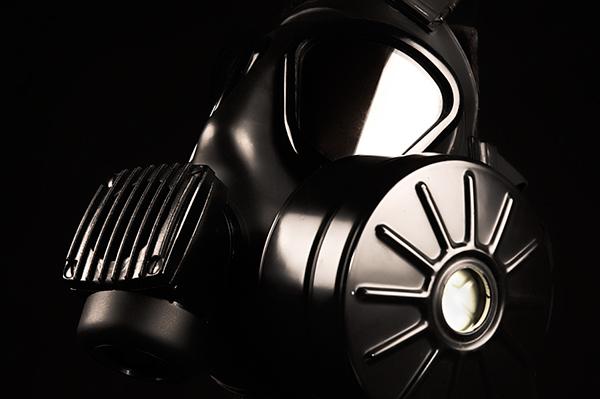 Gas gas masks  smoke fire biohazard radiation dramatic mask masks