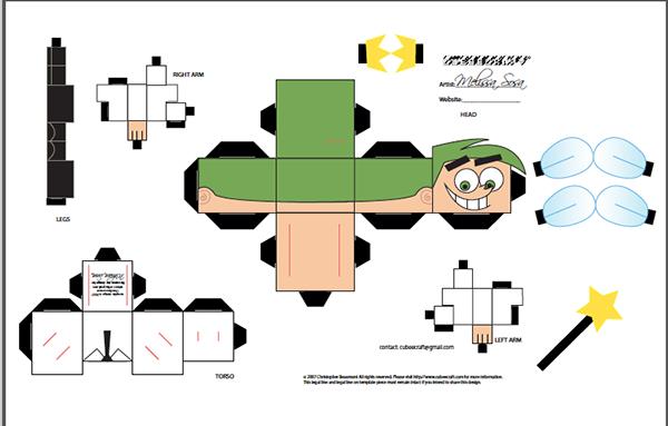 Cubeecraft Cosmo On Behance