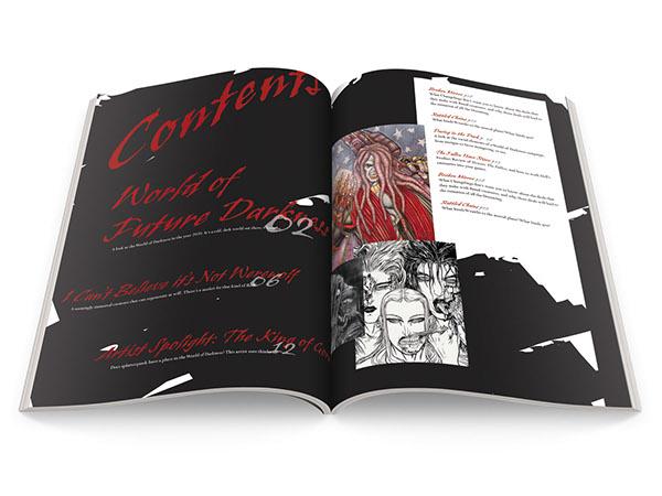 magazine Gaming
