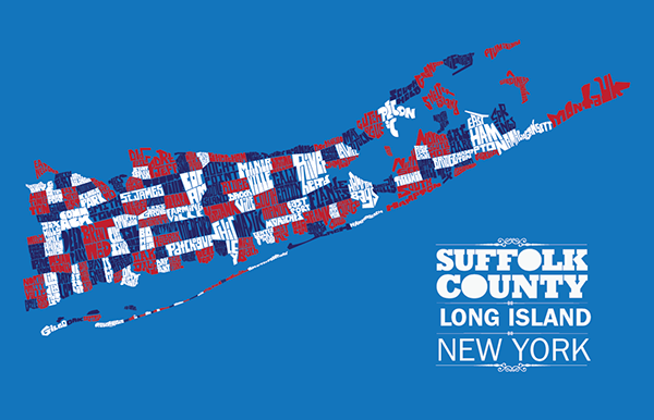 Long Island New York Townships