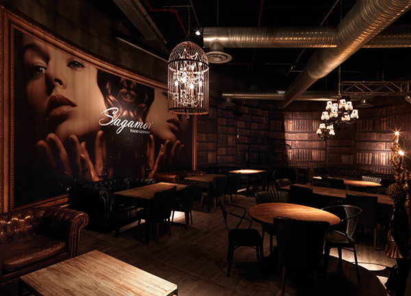 Sagamor lounge bar & restaurant by Andrea Langh d370b128317151ade8d34f46e09f7915
