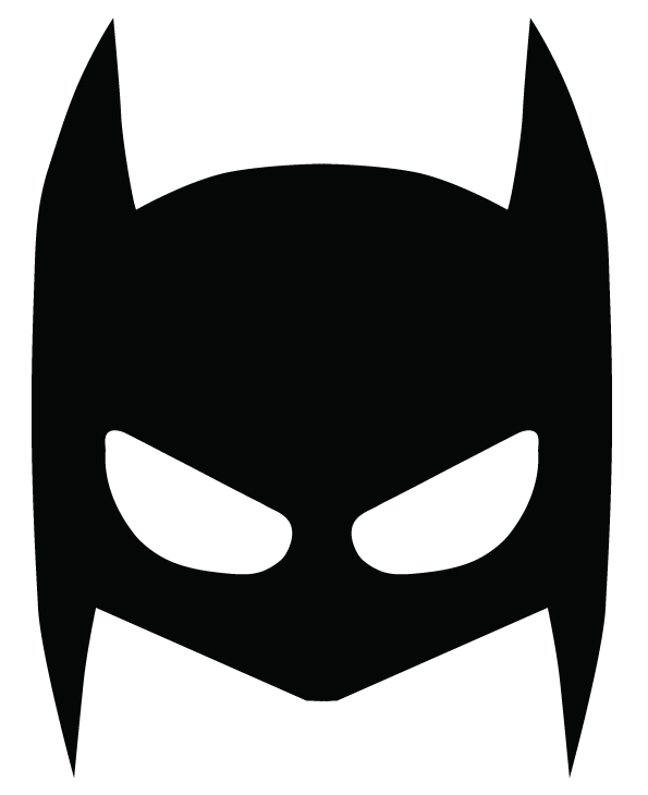 picture regarding Printable Superhero Masks known as Superheroes masks upon Behance