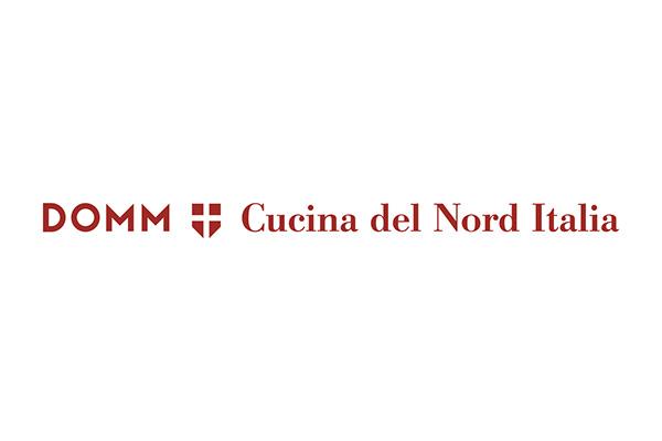 North Italia Logo domm, cucina del nord italia. on behance