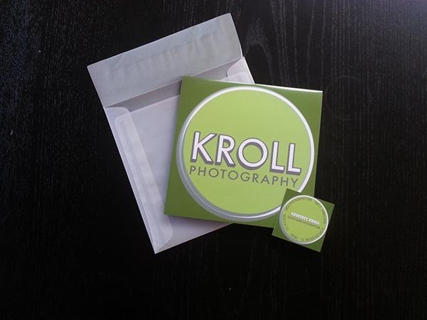 Kroll Photo Brand On Behance