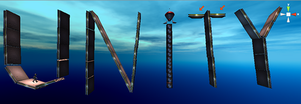 Unity 3d Tutorial Projects ( Lerpz) on Behance