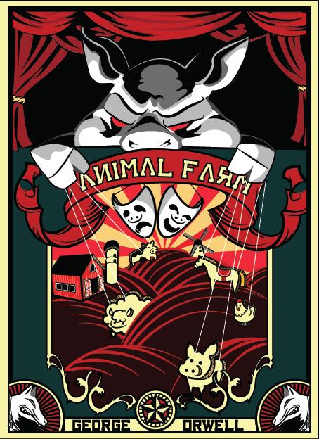 animal farm book report george orwell