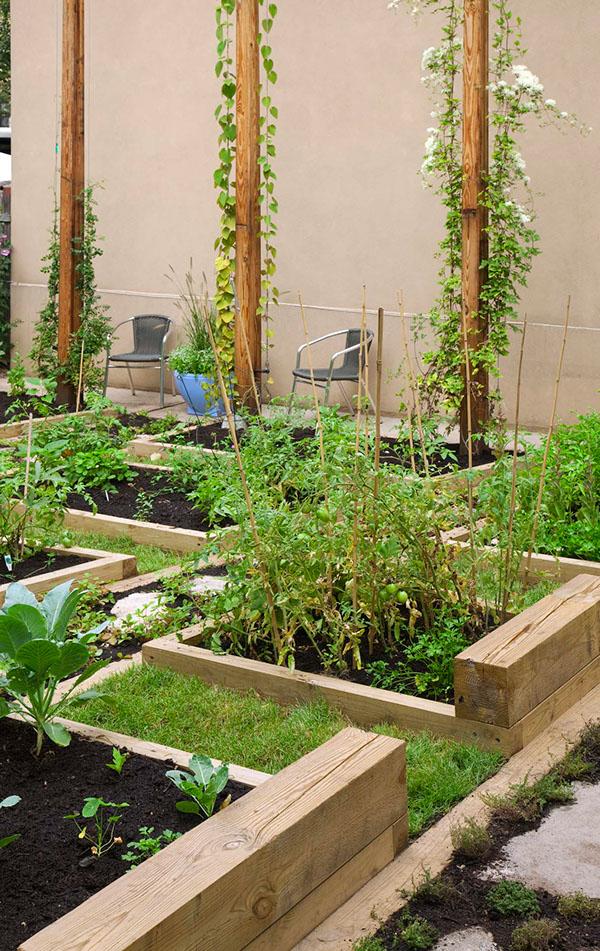 Lola Bryant Community Garden on The National Design Awards